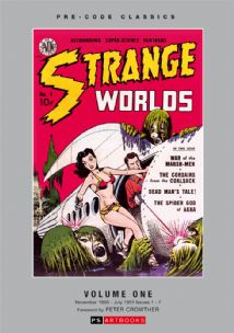 Pre-Code Classics Collected Works - Strange Worlds (Vol 1)